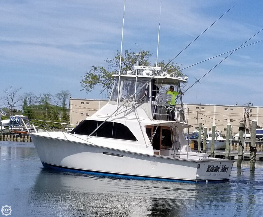 Ocean Yachts 38 Super Sport 1984 Ocean 38 Super Sport for sale in Neptune, NJ