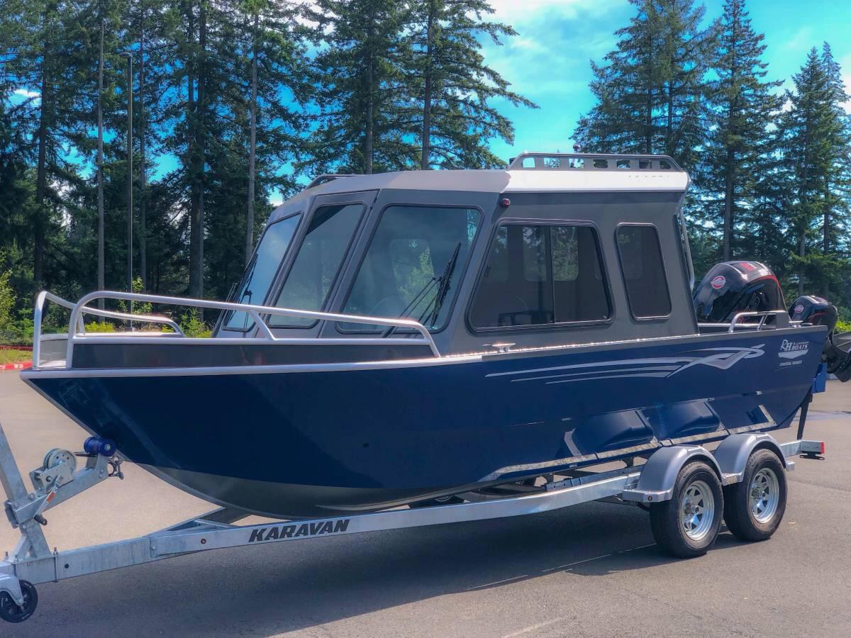 Rh Boats Seahawk Coastal 20