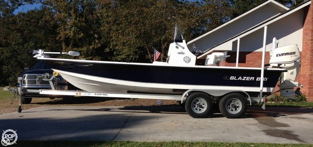 Blazer Boats 2200 Bay Center Console 2013 Blazer Bay 2200 Bay Center Console for sale in Denham Springs, LA