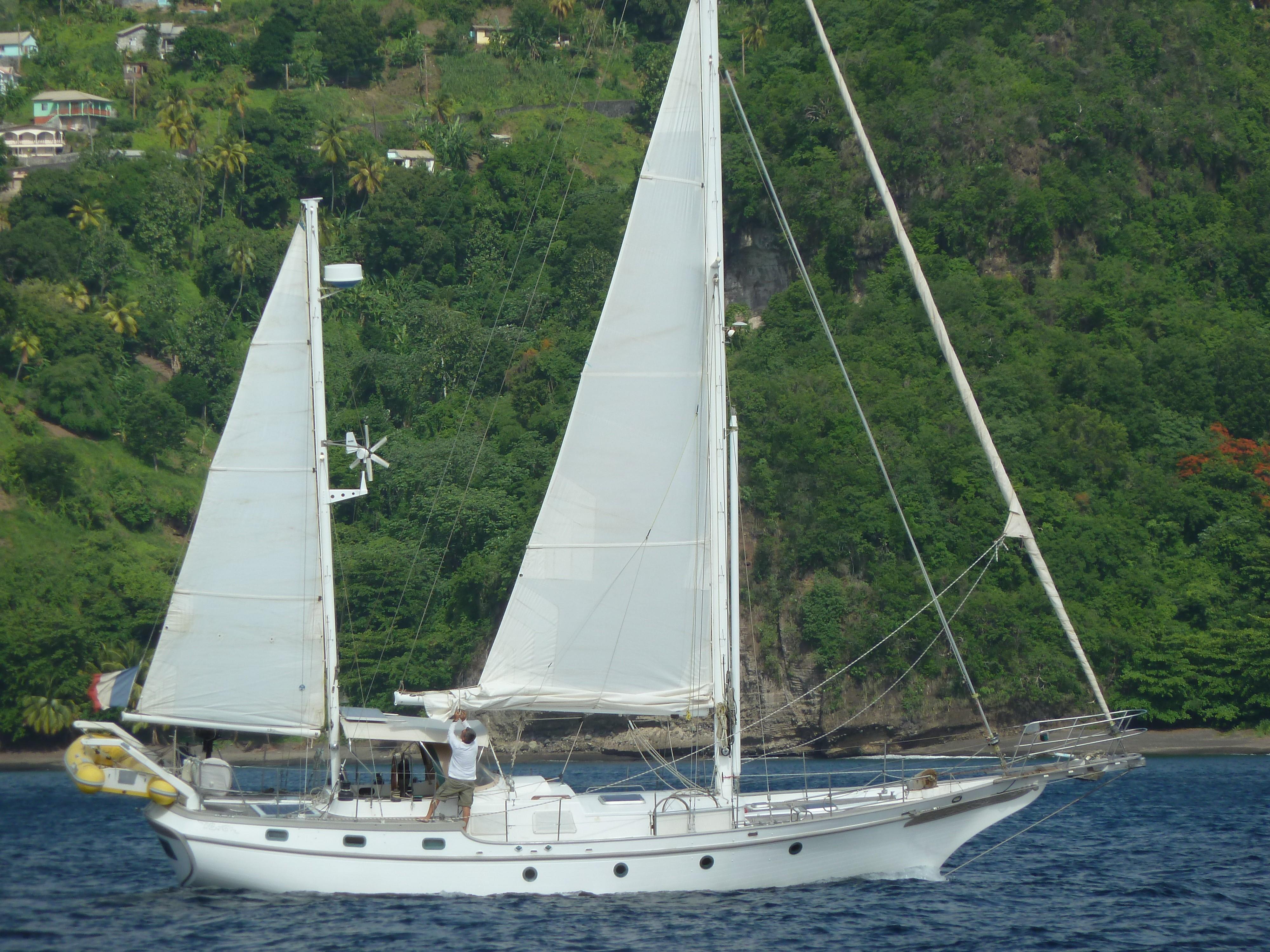 Bluewater Yacht Buil Vagabond 47 Deafault