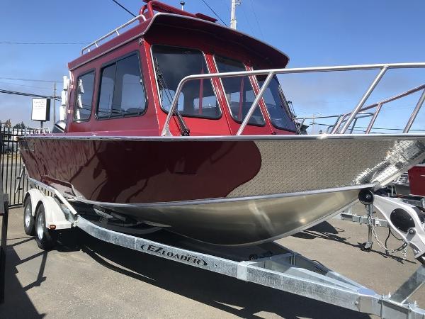 North River Seahawk Hard Top 23'