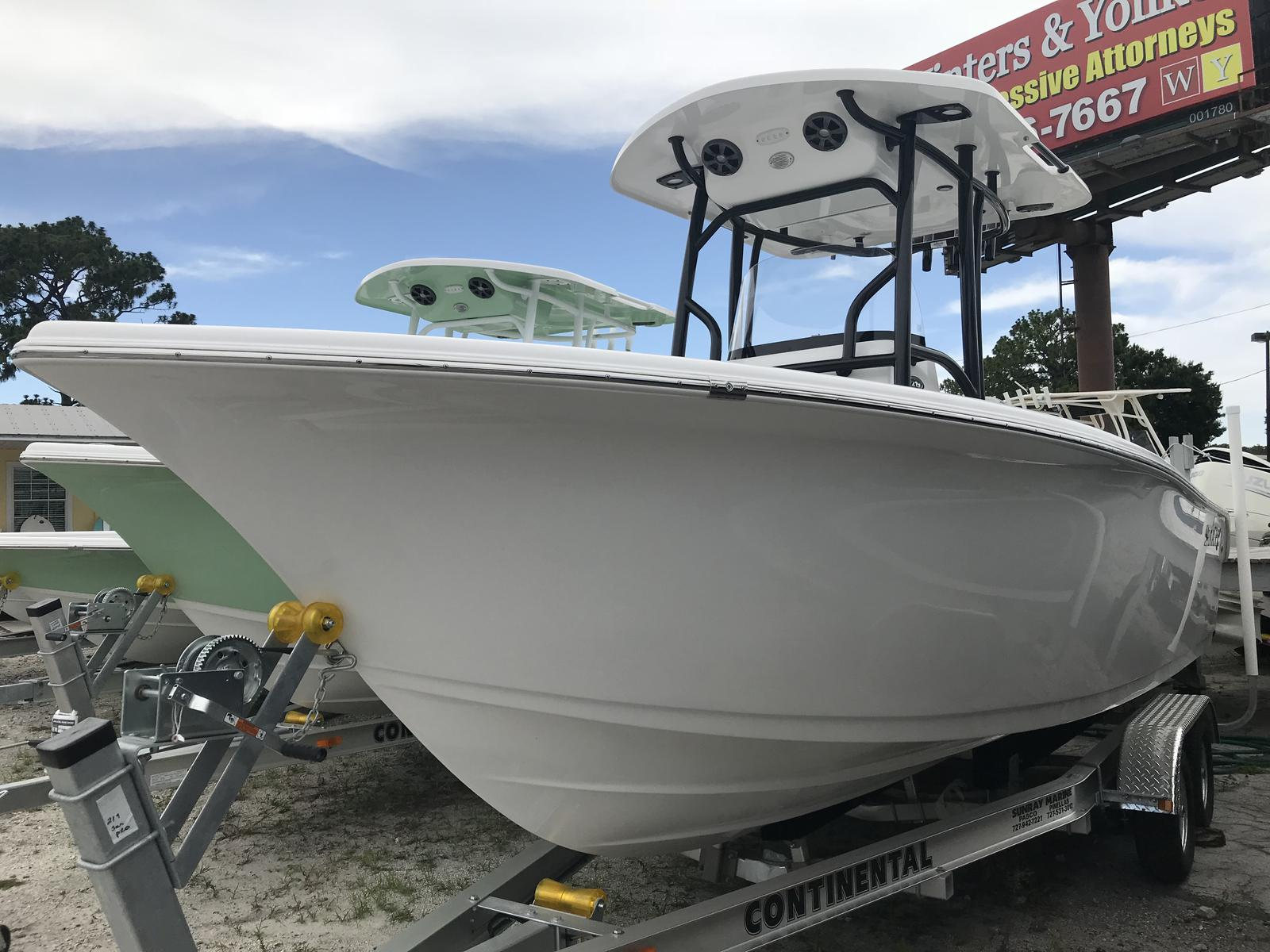 Sea Pro 219 Deep V Series