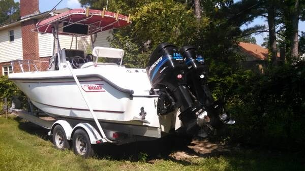 Boston Whaler 230 Outrage 2002 Boston Whaler 230 Outrage for sale in Columbia, SC