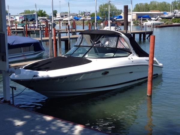 Sea Ray 300 SLX (SRG)