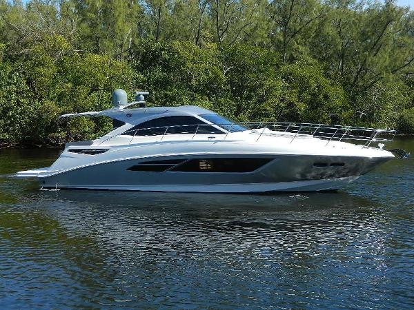 Sea Ray Sundancer 510 Signature Profile