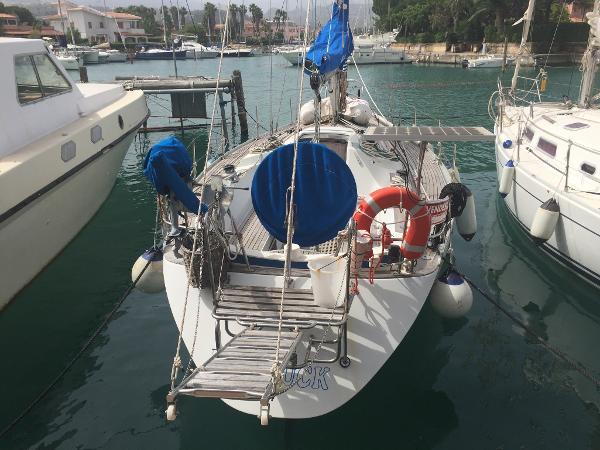 Cantieri Del Pardo GRAND SOLEIL 343