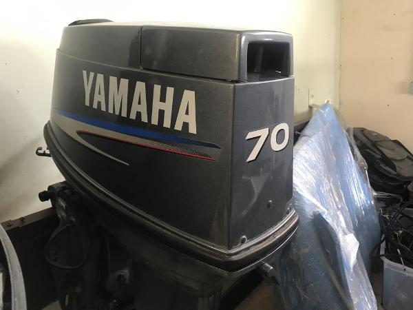 Yamaha Outboards F70TR