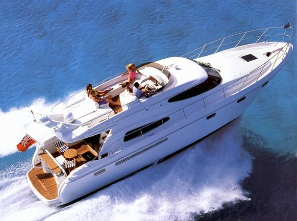 Sealine T51 Manufacturer Provided Image: T51 Motor Yacht