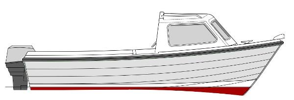 Orkney 522 Drawing