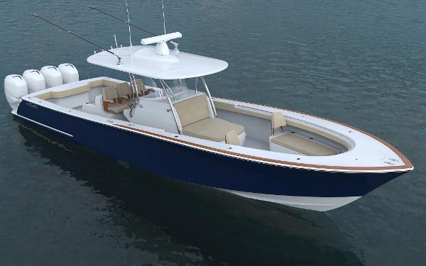 Valhalla Boatworks V-41