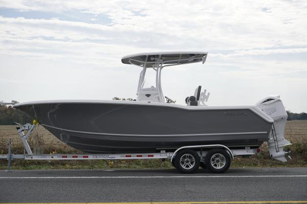 Tidewater Boats 230 CC Adventure