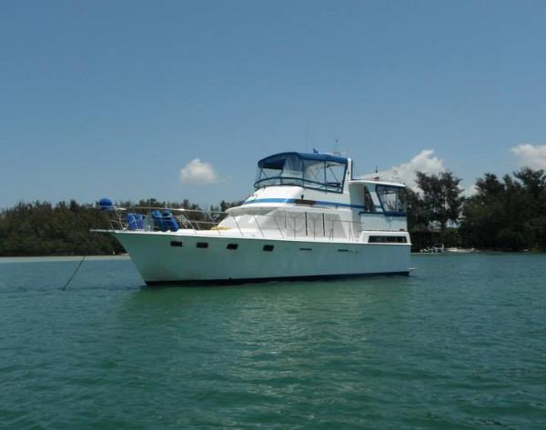 Lien Hwa Aft Cabin Motoryacht