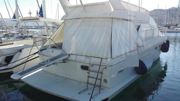 Ferretti Yachts 44 S