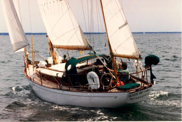 Henry R. Hinckley Company Hinckley Standard 36 Yawl