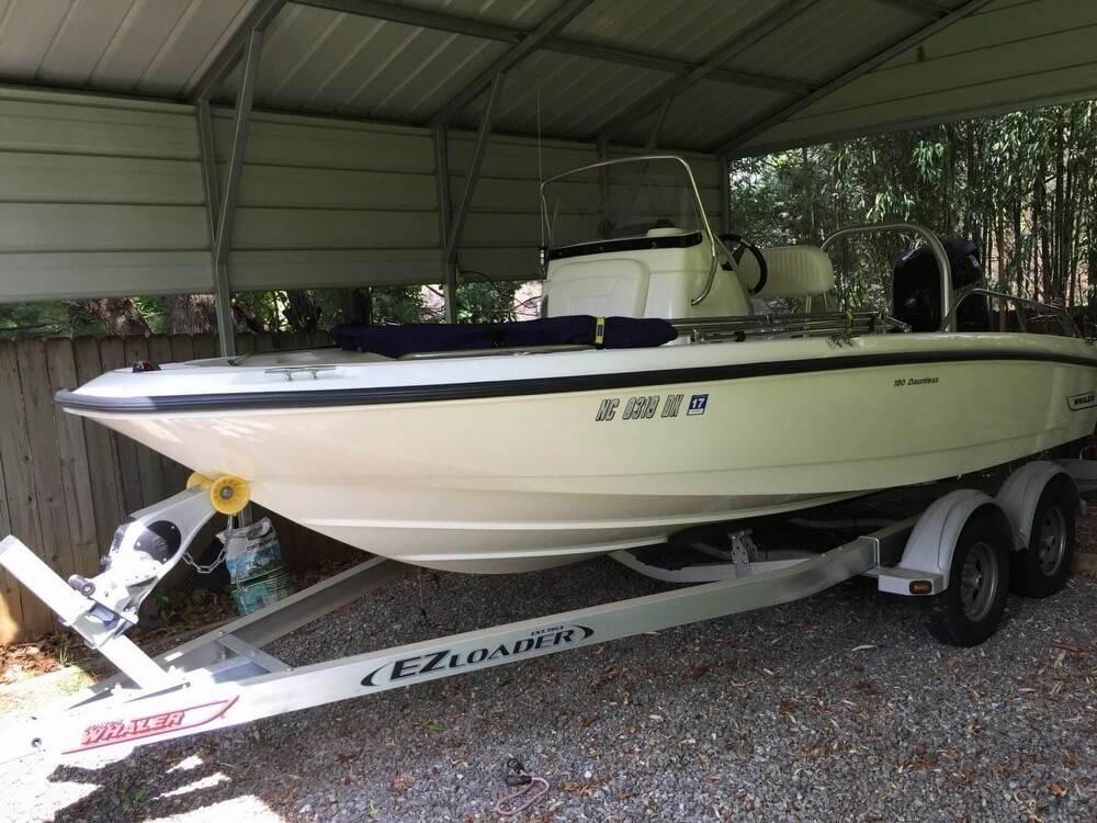 Boston Whaler 180 Dauntless 2013 Boston Whaler 180 Dauntless for sale in Asheville, NC