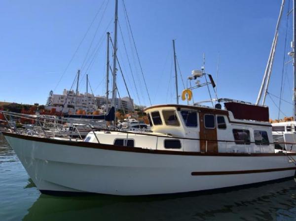 Colvic Trawler Yacht
