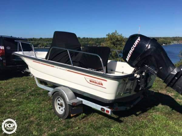 Boston Whaler MONTAUK 150 2012 Boston Whaler Montauk 150 for sale in Henderson, NY
