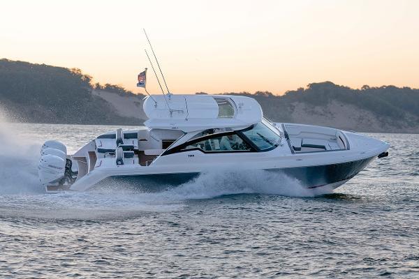 Tiara Yachts 38 LX Manufacturer Provided Image