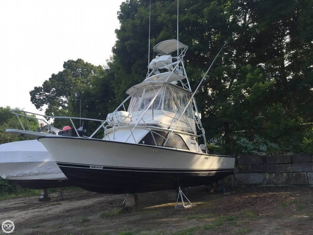Blackfin 32 Sportfisherman 1988 Blackfin 32 Sportfisherman for sale in Newburyport, MA