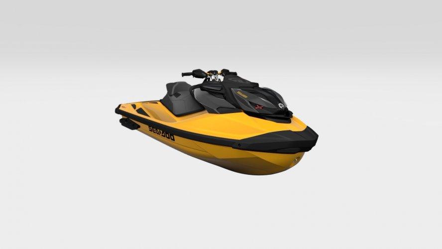 Sea-Doo RXP-X RS 300 Millenium-Yellow