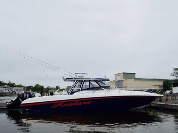 Fountain 38 LX Sportfish