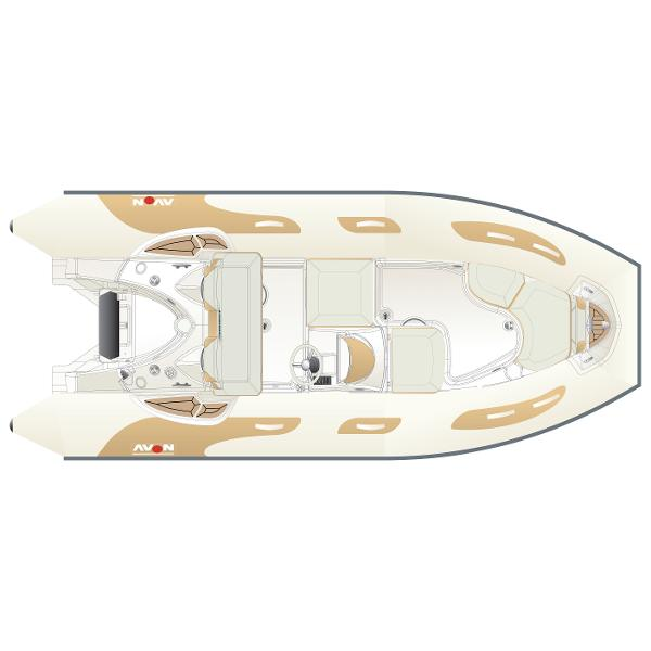 Avon Seasport 490 Deluxe NEO 90hp On Order