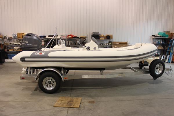 Avon Seasport 490 Deluxe NEO 90hp In Stock
