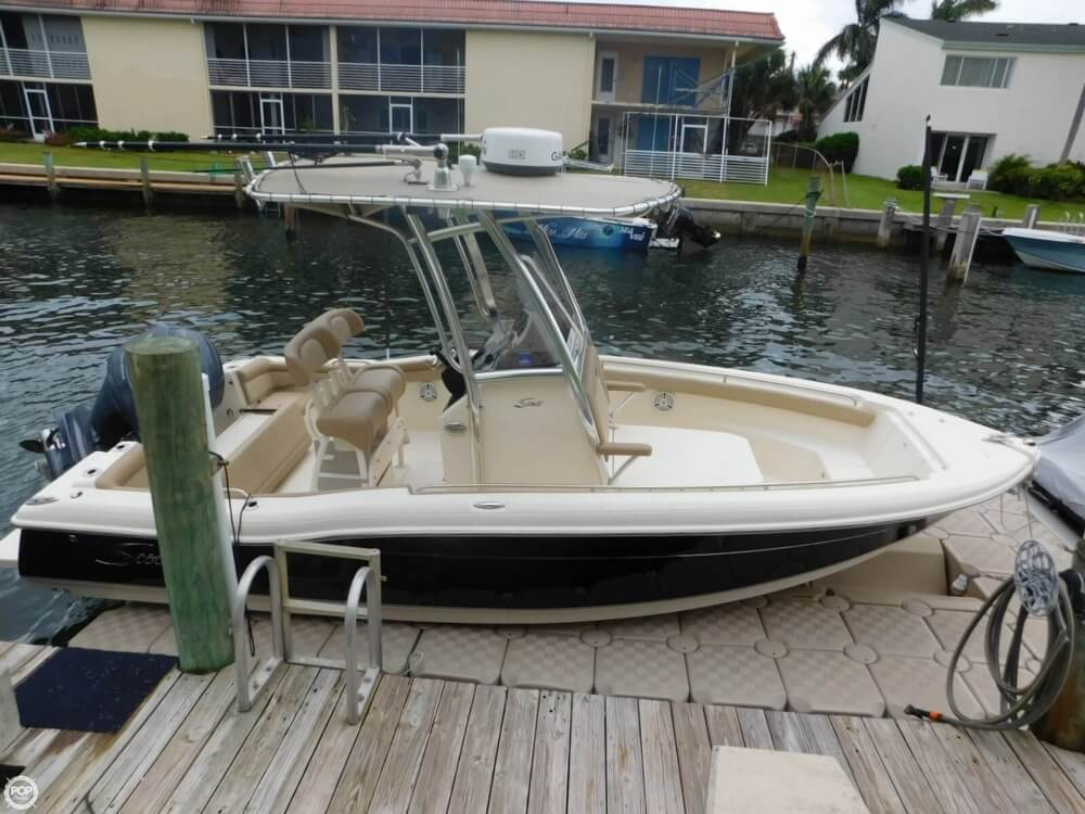 Scout 210 Sportfish 2012 Scout 210 XSF for sale in West Palm Beach, FL
