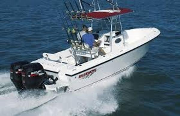 Bluewater Sportfishing 2350