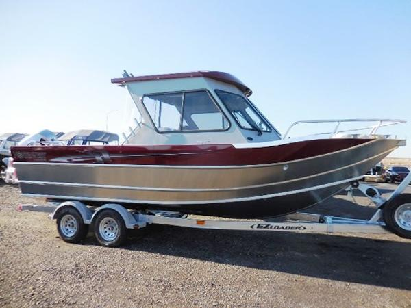Northwest Boats 22 Signature Off Shore HT