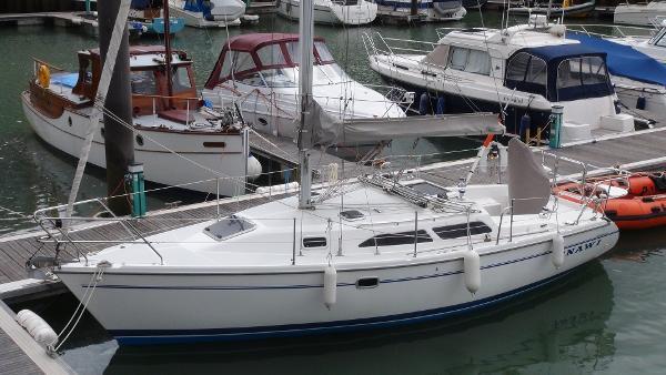 Catalina 28 MkII TNAWI