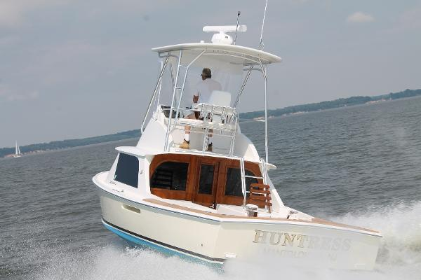 Bertram 31' Custom Sportfish Huntress