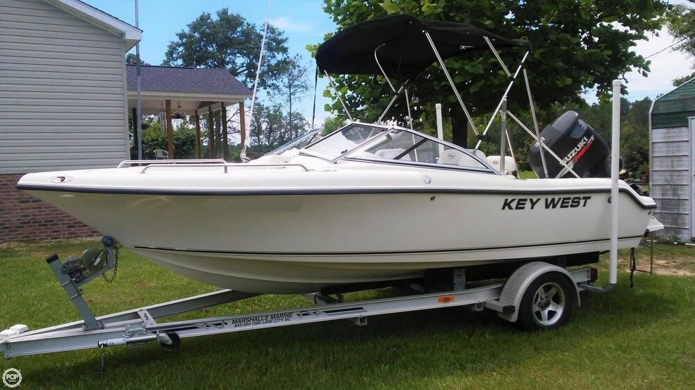 Key West 186 Dc 2006 Key West 186 DC for sale in Gresham, SC