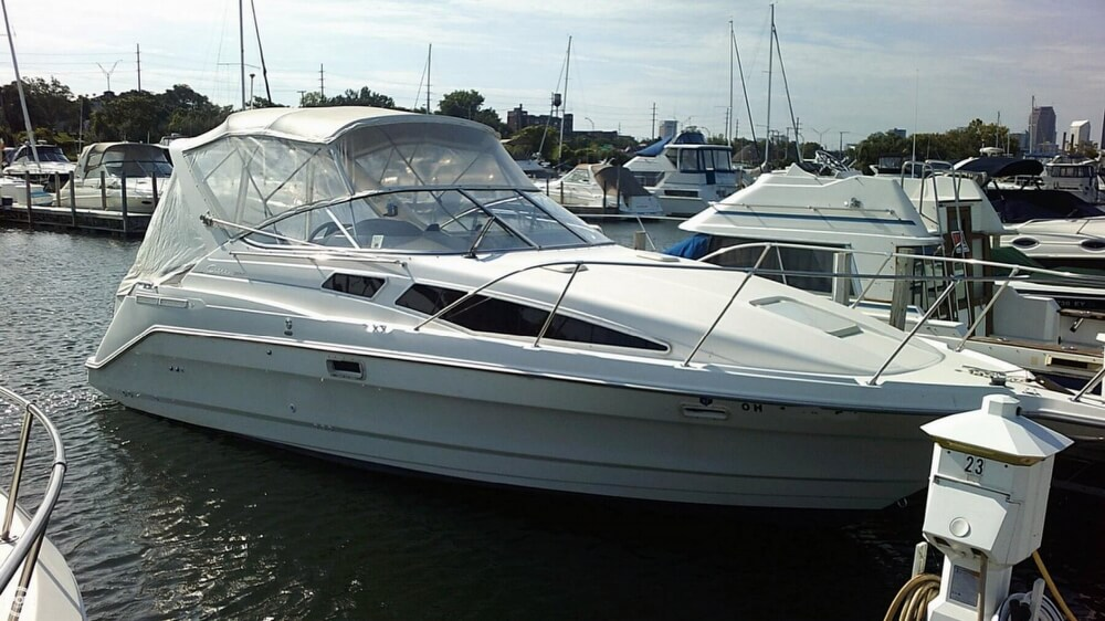 Bayliner 2855 Ciera 1997 Bayliner Ciera 2855 for sale in Cleveland, OH