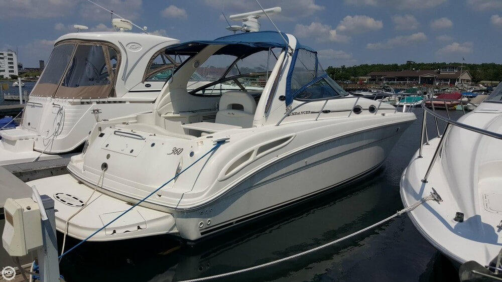 Sea Ray 360 Sundancer 2003 Sea Ray 360 Sundancer for sale in Buffalo, NY