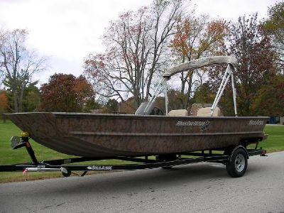 SeaArk RiverCat CX 200