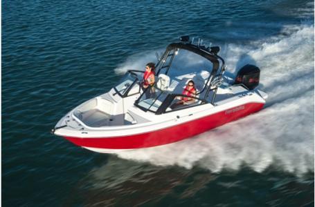 Everglades Boats 230DC
