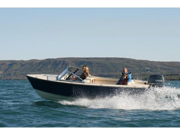 Rossiter Rossiter 17 Closed Deck Runabout