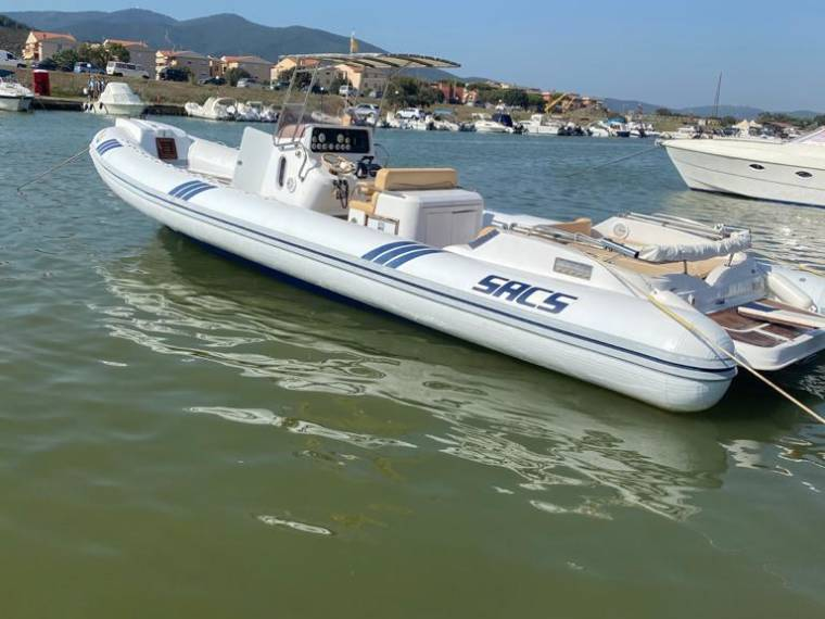 Sacs Marine SACS 33 X FILE