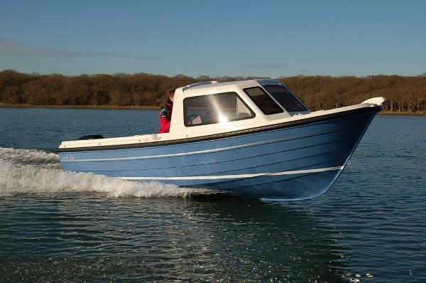 Orkney 592 Cruising