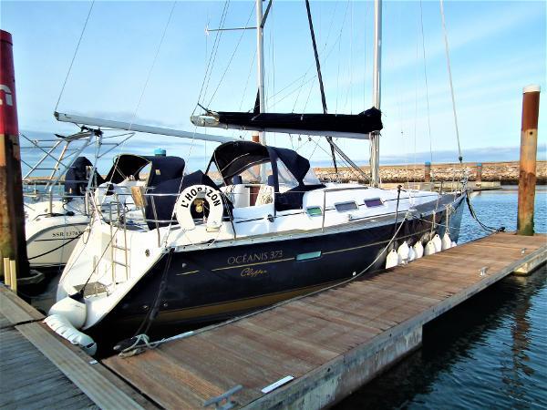 Beneteau Oceanis Clipper 373 Beneteau Oceanis 373