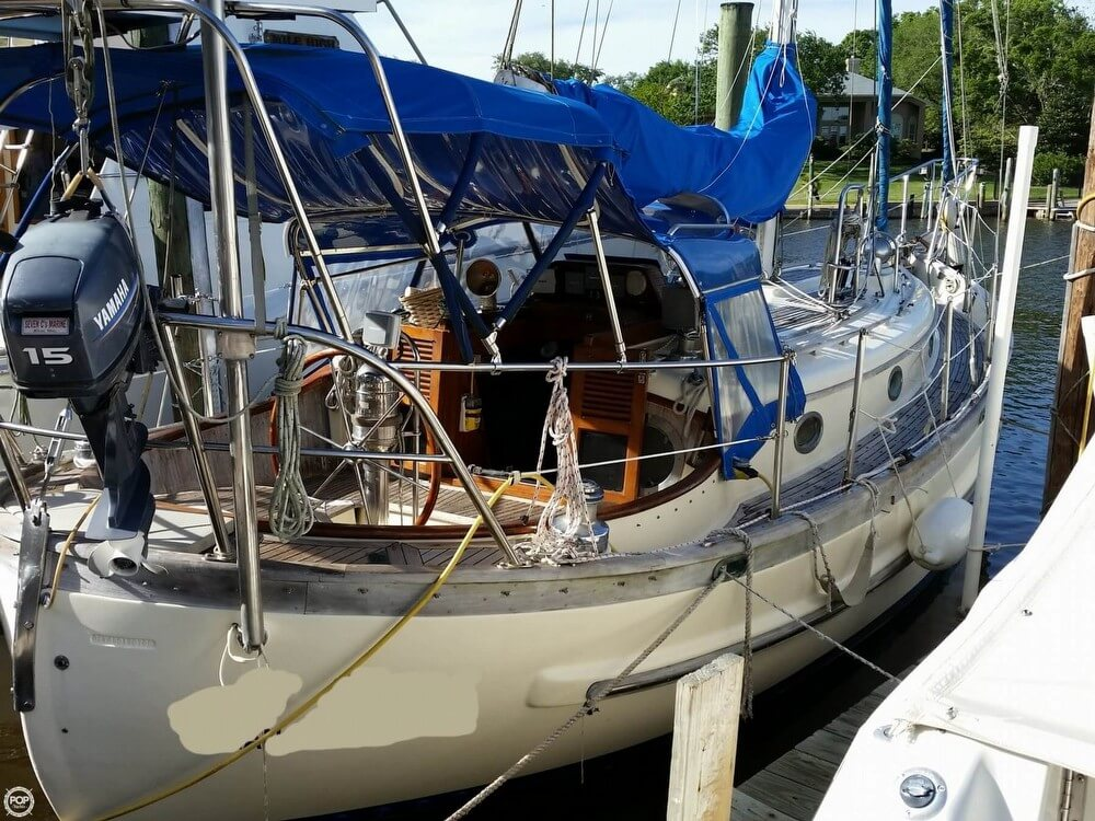 Lord Nelson 35 Cutter 1986 Lord Nelson 35 Cutter for sale in Ocean Springs, MS