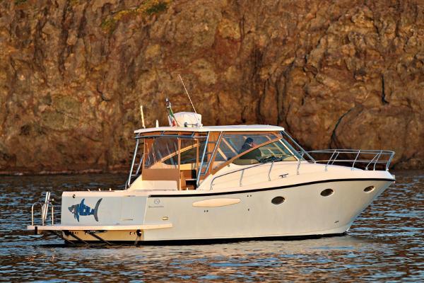 Motor Yacht Starmarine 36 Top Fish