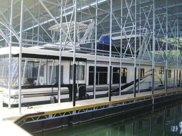 Sharpe 20 x 102 Houseboat