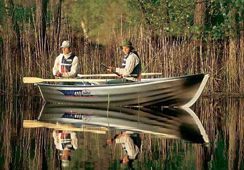 Linder 410 Fishing mit 25 PS