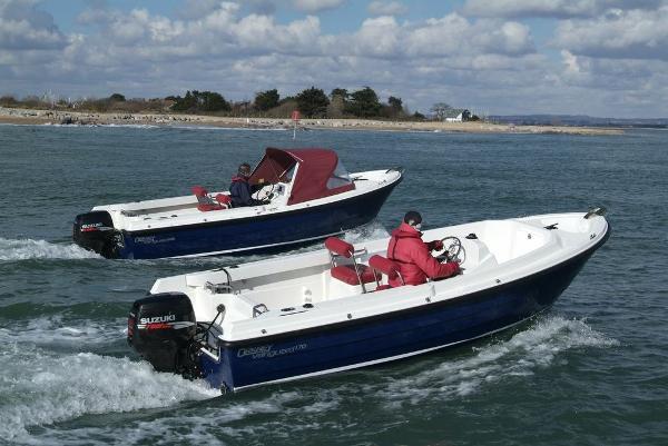 Orkney Vangaurd 170 Cruising