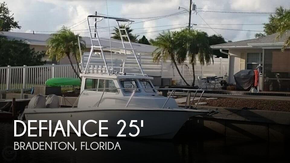 Defiance Admiral 250 EX 2008 Defiance Admiral 250 EX for sale in Bradenton, FL