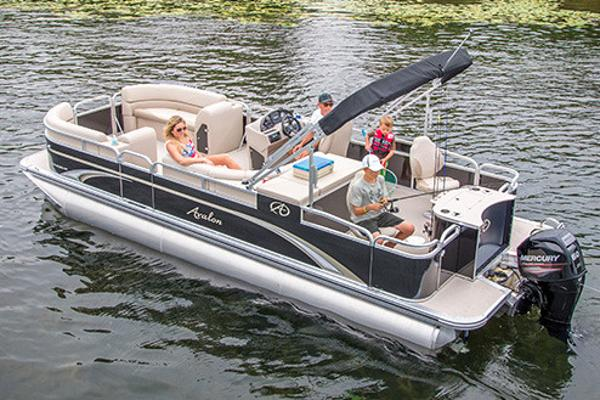 Avalon GS Quad Fish - 21' Manufacturer Provided Image: Manufacturer Provided Image