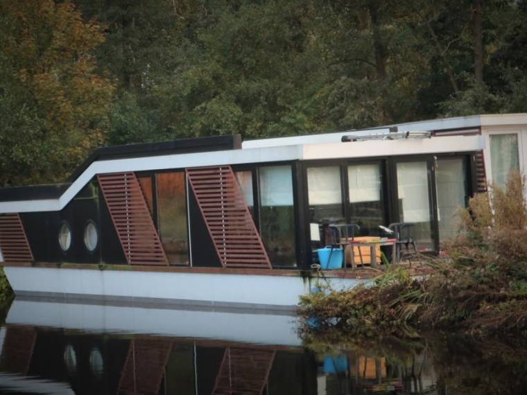 Houseboat Green Loft 1500
