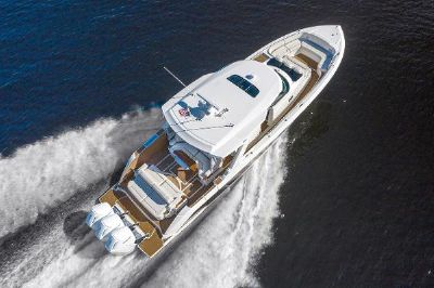 Tiara Yachts 48 LS Manufacturer Provided Image